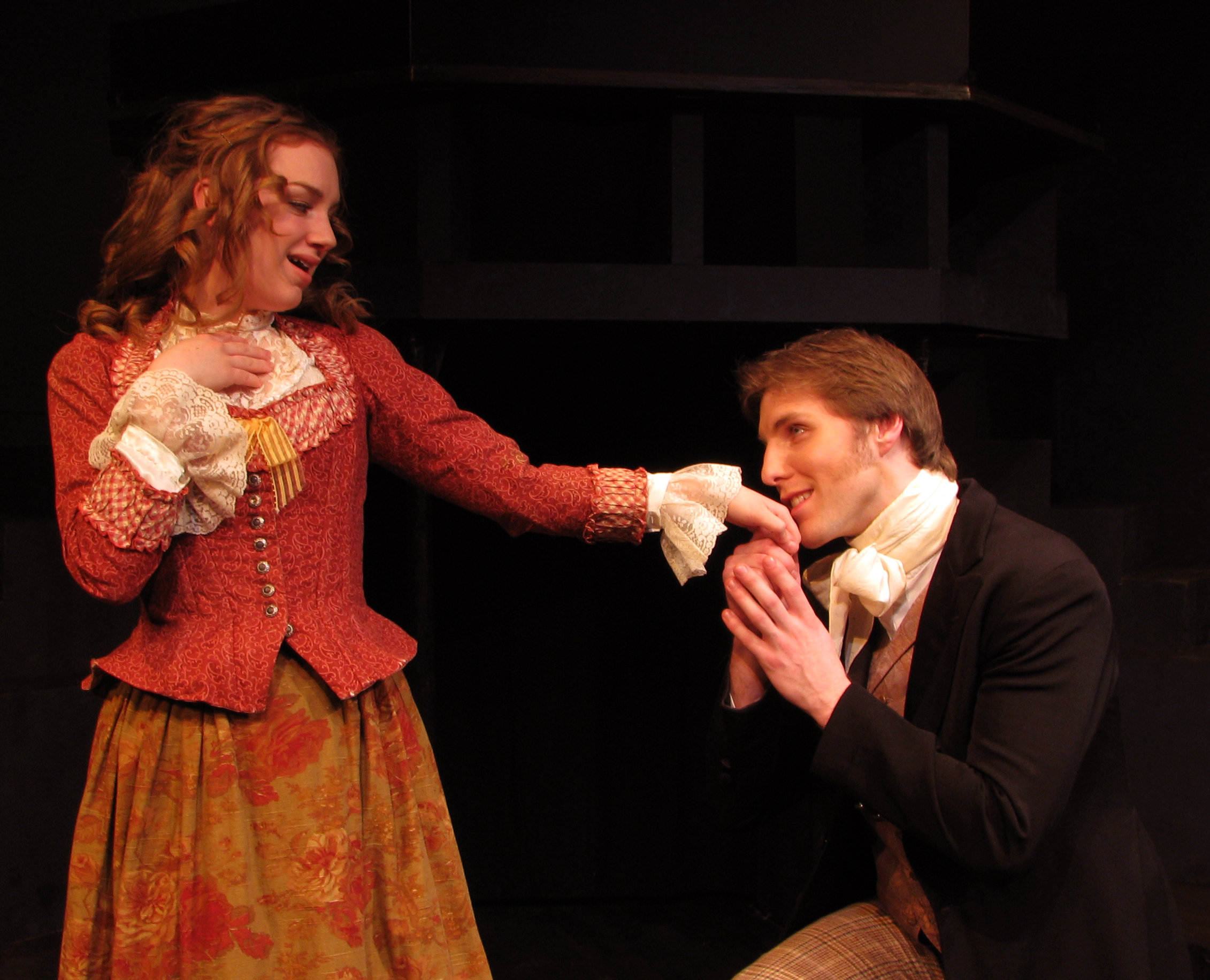 hermia and lysander relationship