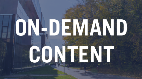 Image, text says 'On Demand Content'