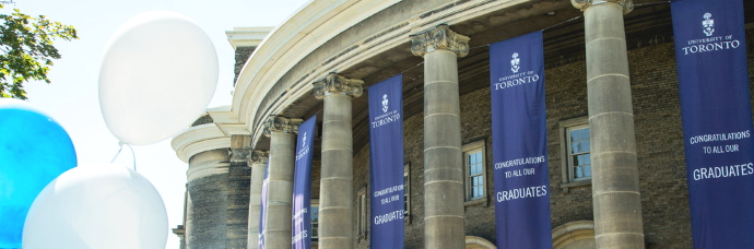 Convocation Hall at U of T
