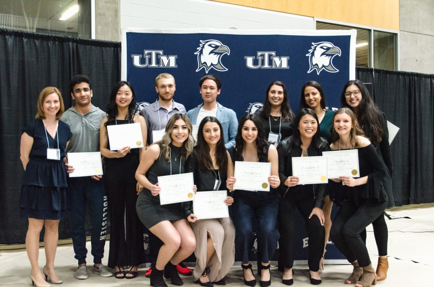 OCAA All-Academic Award Winners