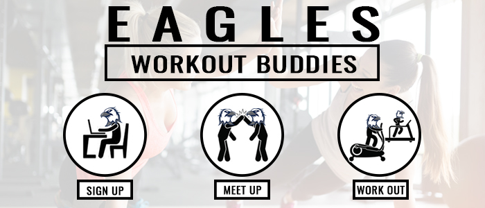 Sign up, Meet up, Work out
