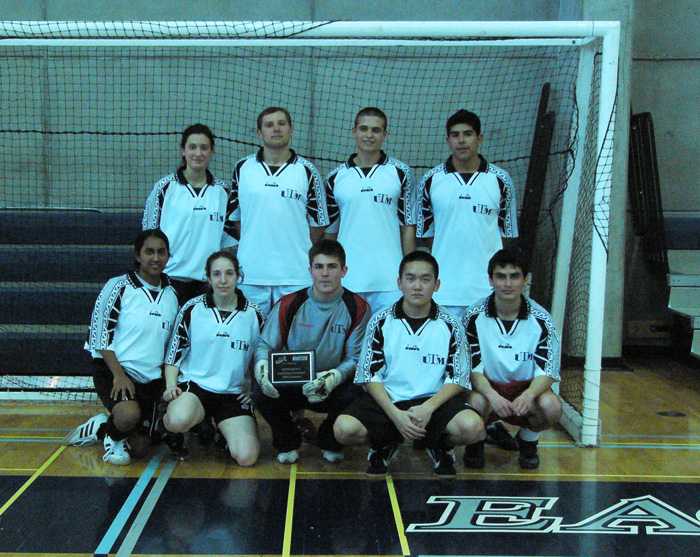 2007 2008 Utm 39 S Extramural Tournament Champions Athletics