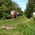 UTM Cross Country Athlete in Fanshawe College Invitational