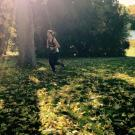 UTM Cross Country Athlete in Seneca College Invitational
