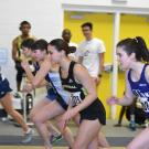 UTM Cross Country - Centennial Indoor Track Meet