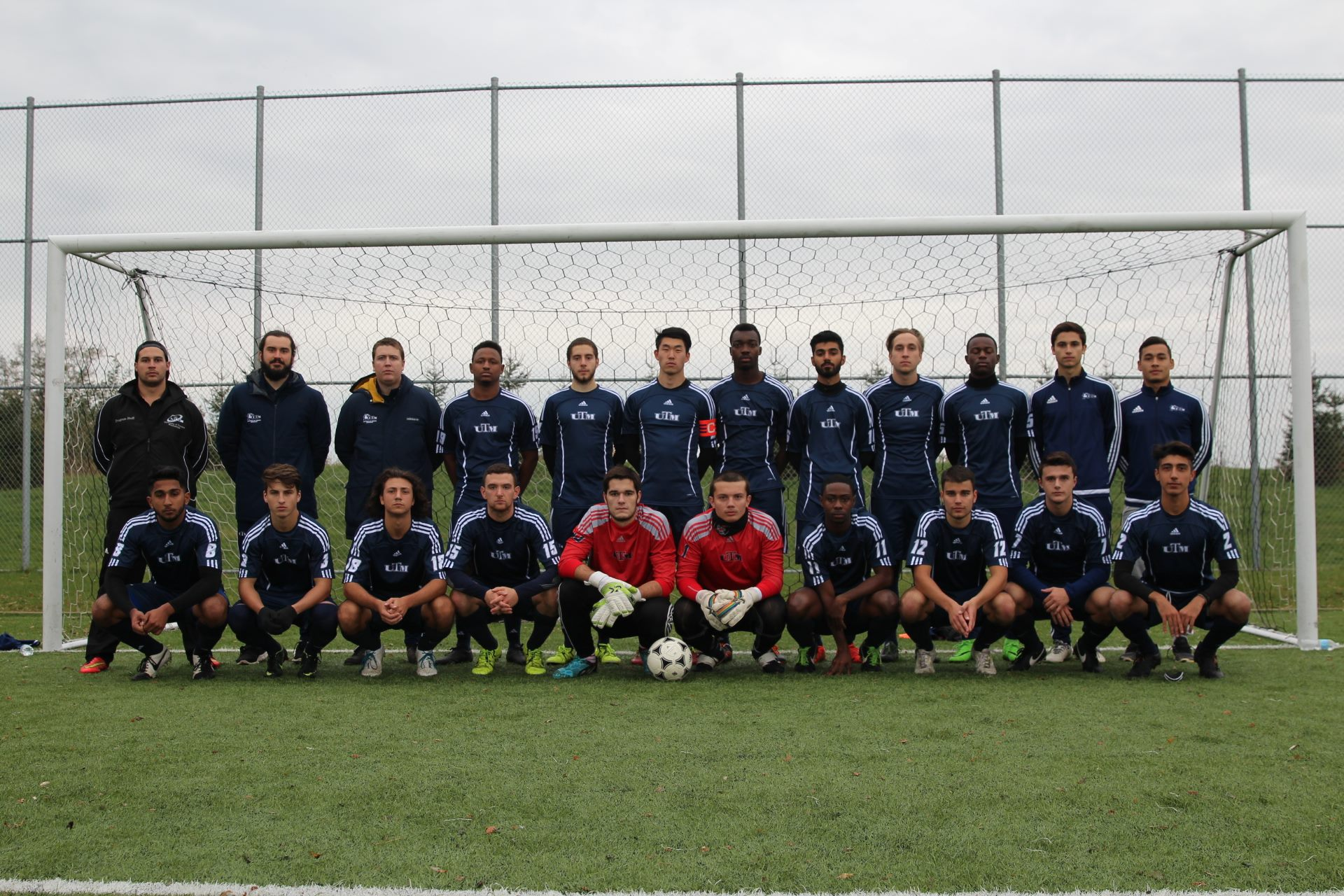 UTM Men's Soccer versus Mohawk College - OCAA Playoff Qualifier (Oct 24th)