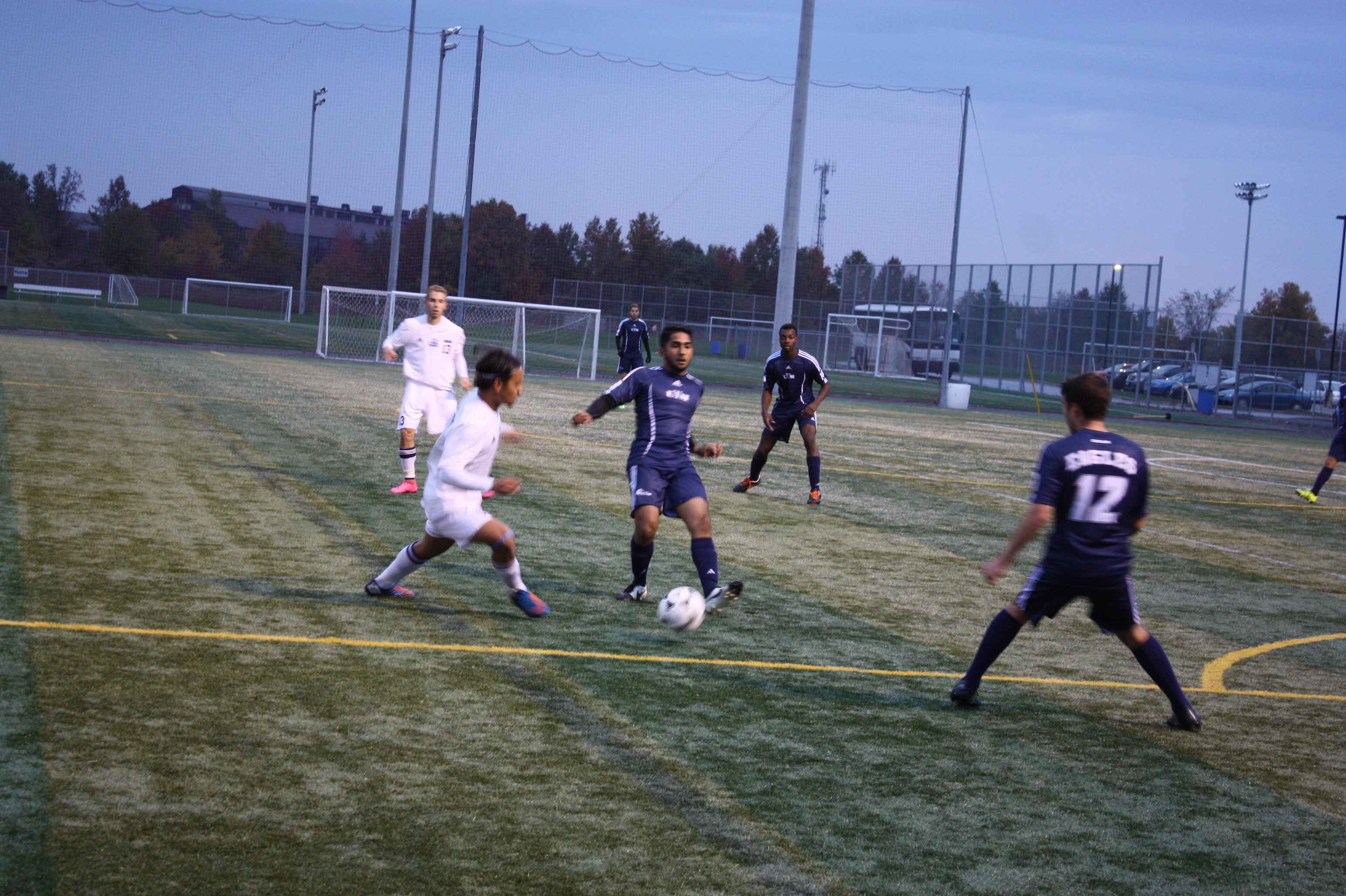 Men's Soccer - UTM v Niagara College (Oct 20th)