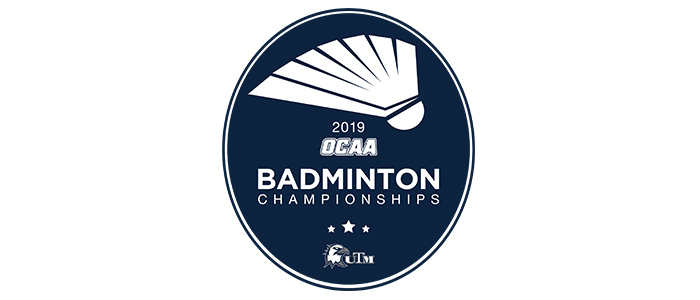 2019 OCAA Badminton Championships - hosted by UTM