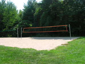 Outdoor Ball net
