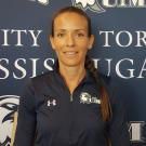 Assistant Coach Kassandra Gallo