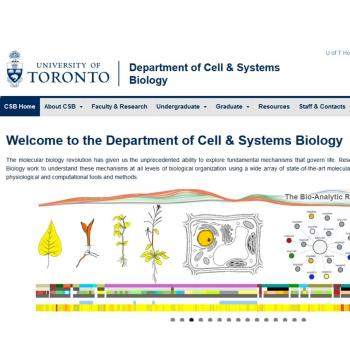 Cells & Systems Biology