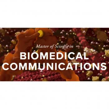 Master of Science in Biomedical Communications