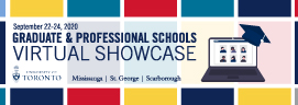 Graduate & Professional Schools Virtual Showcase
