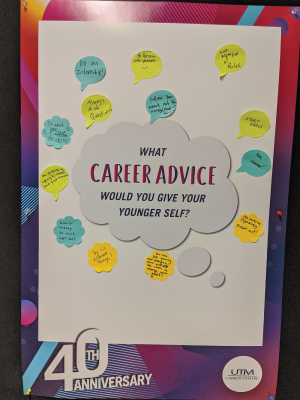 what career advice would you give your younger self 1