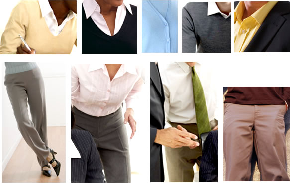 Business formal/professional or business casual? | Career Centre