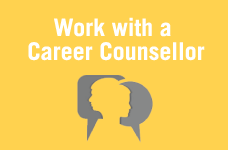 work with a career counsellor