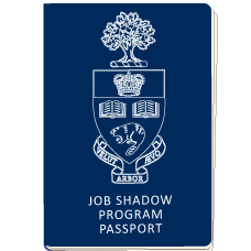 Job Shadowing Program Passport
