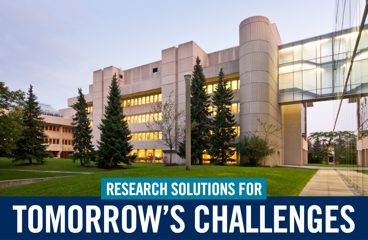Research Solutions for Tomorrow's Challenges