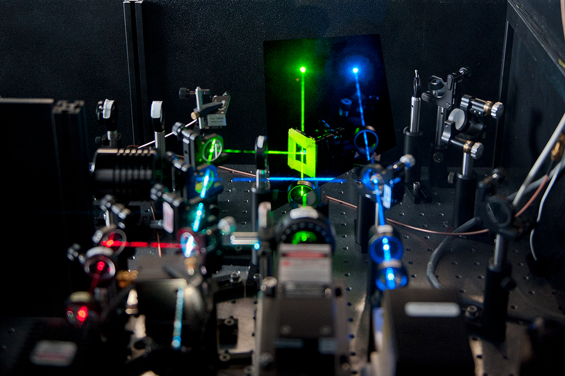 Single Molecule Imaging
