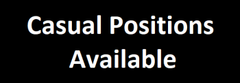 Casual Positions Available