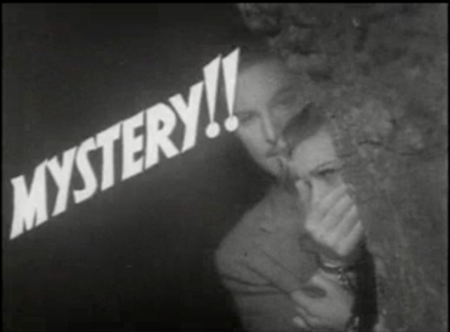Still image from the trailer for Hitchcock's The 39 Steps