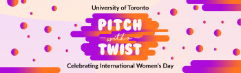 Pitch with a Twist banner