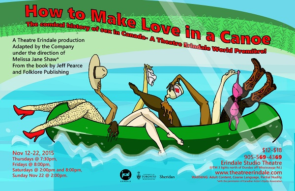 Poster for How to Make Love in a Canoe