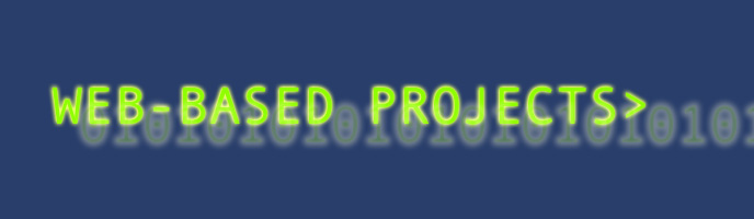 Web-Based Projects Banner