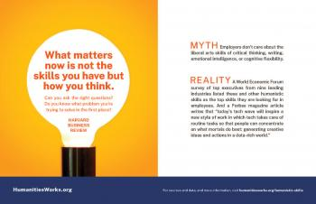 Myth and Realities about Humanities Majors