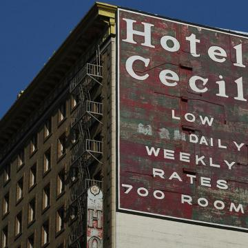 Cecile Hotel in Los Angeles