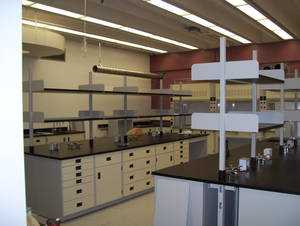 Lab renovation