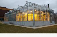 Research Greenhouse Photo