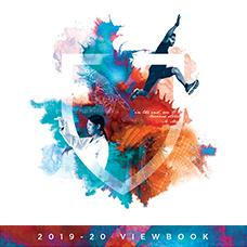 2019 UTM Viewbook Cover