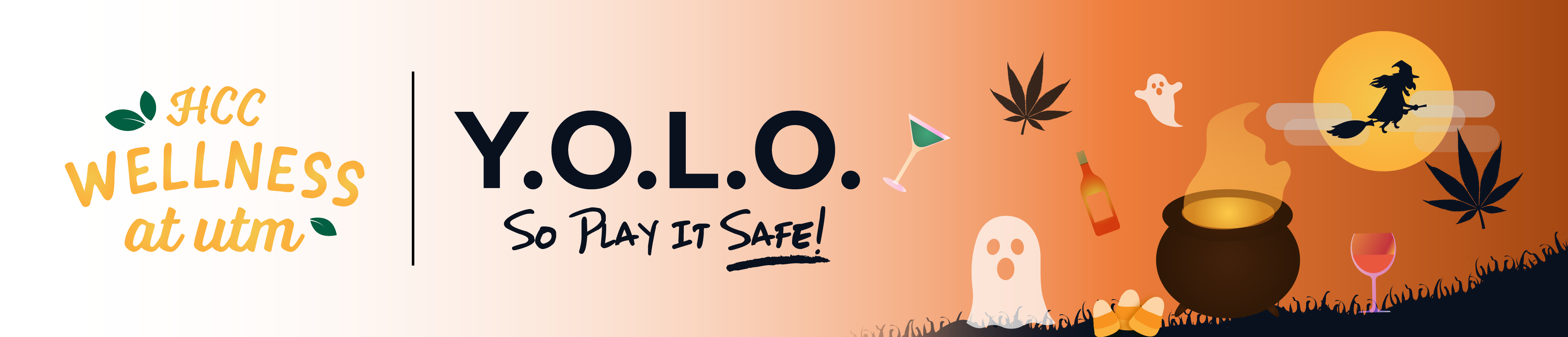 Y.O.L.O. Event Banner