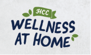HCC Wellness at Home logo