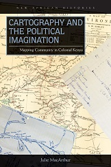 MacArthur - Cartography book cover