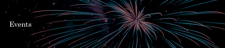 Image for Events, of Fireworks.