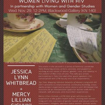 Poster - Mapping Informal Networks of Women Living with HIV