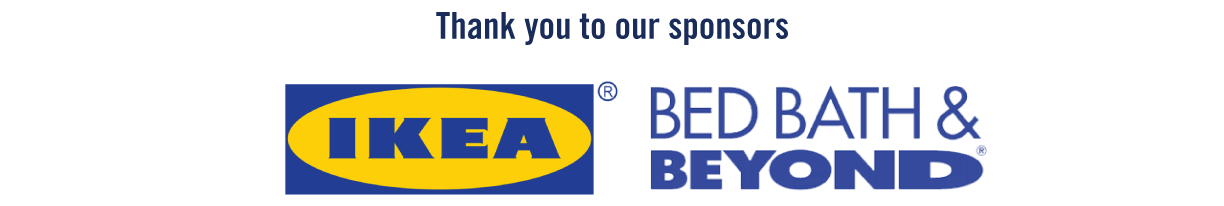 Bed Bath and Beyond, and IKEA