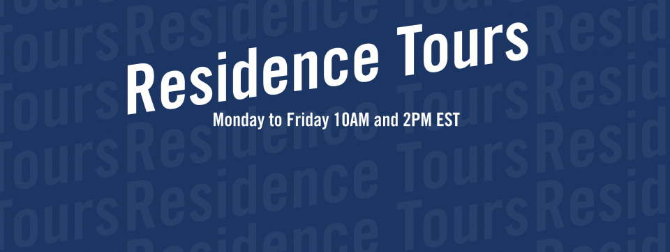 residence tours