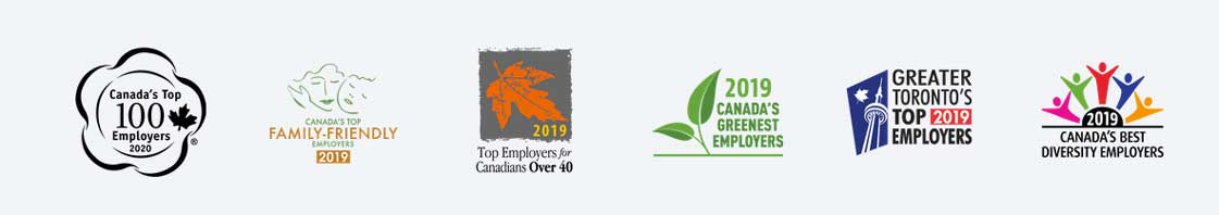 Employment Awards Logos