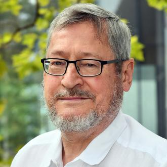 Prof. Anthony Wensley headshot