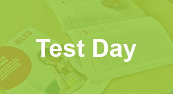 Test day information button