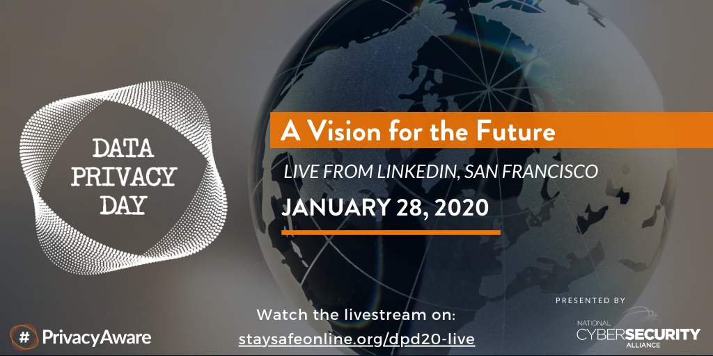 A Vision for the Future live from Linkedin, San Francisco on January 28