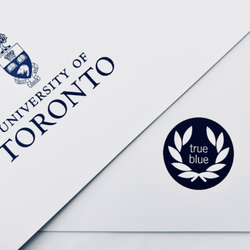U of T True Blue Award