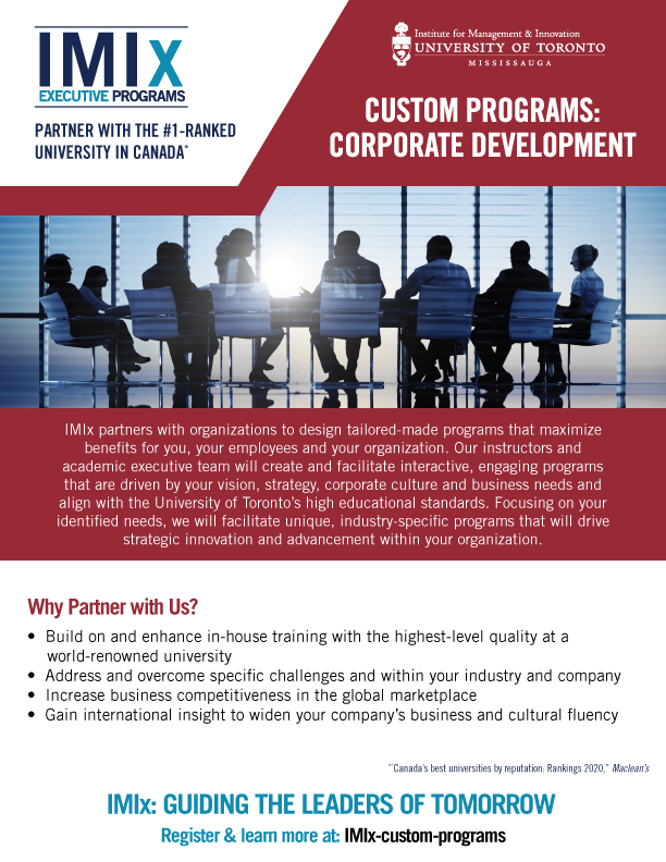 Corporate Development