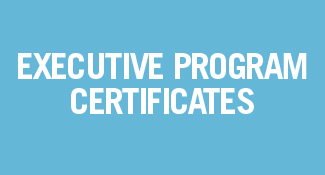 Executive Program Certificates