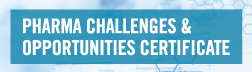 PHARMA CHALLENGES & OPPORTUNITIES CERTIFICATE