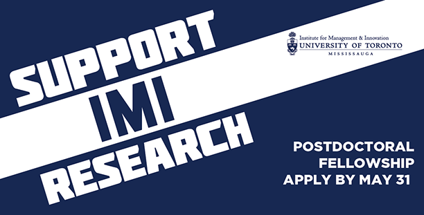 Support IMI Research - IMI Postdoctoral Fellowship
