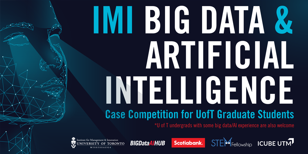 Big Data & AI Case Competition banner